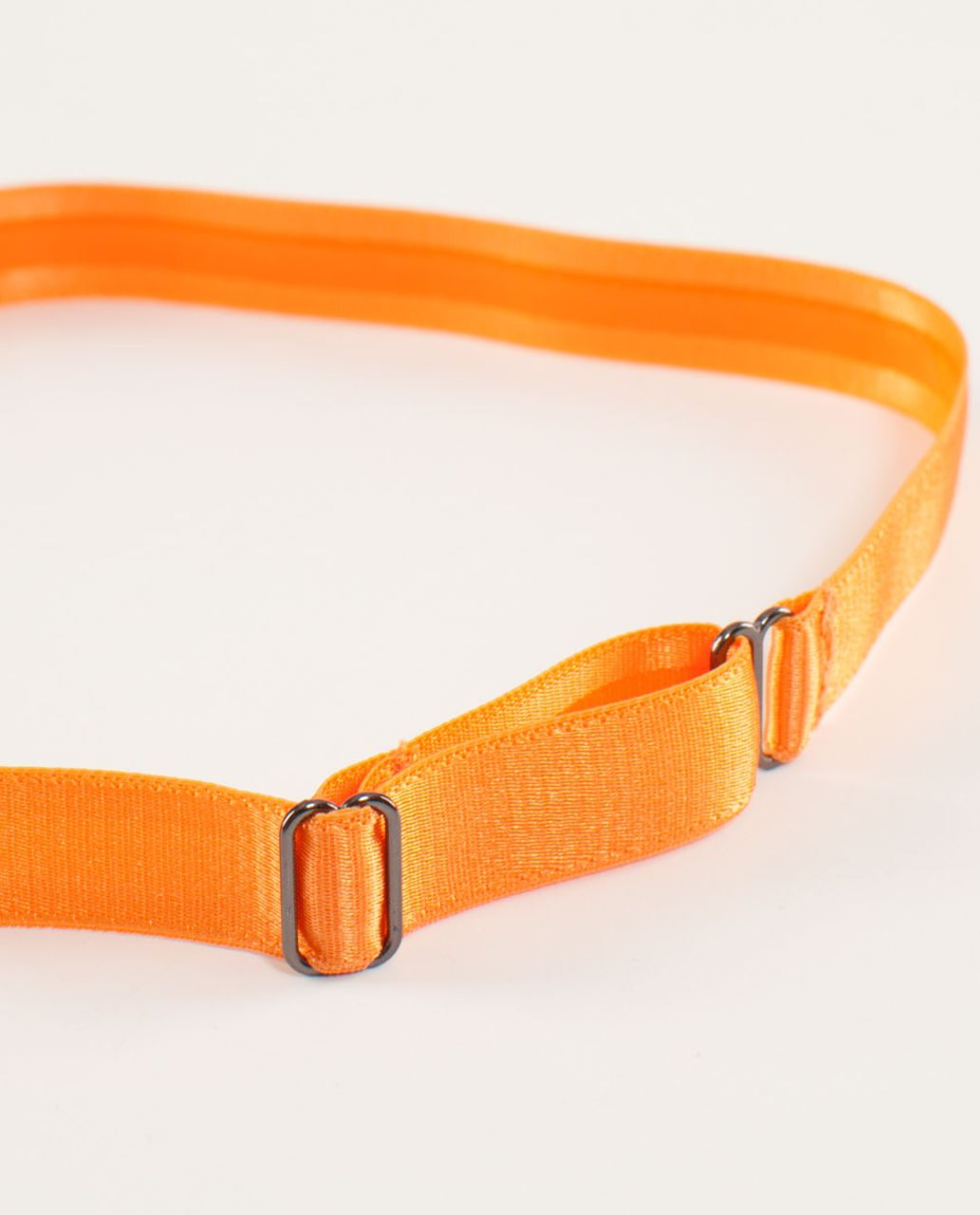 Lululemon Skinny Satin Pirouette - Orange Glow