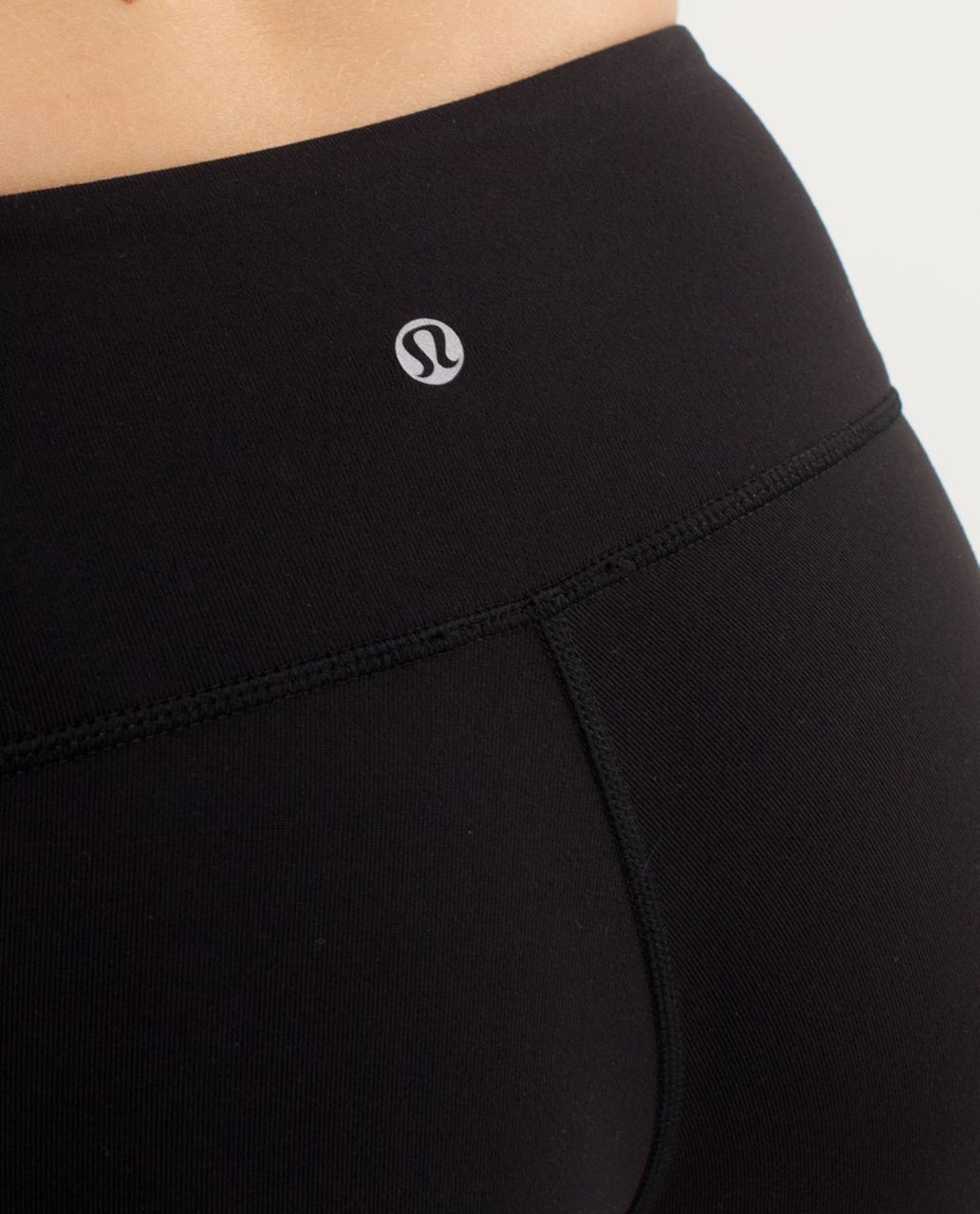 Lululemon Wunder Under Crop *Special Edition - Black
