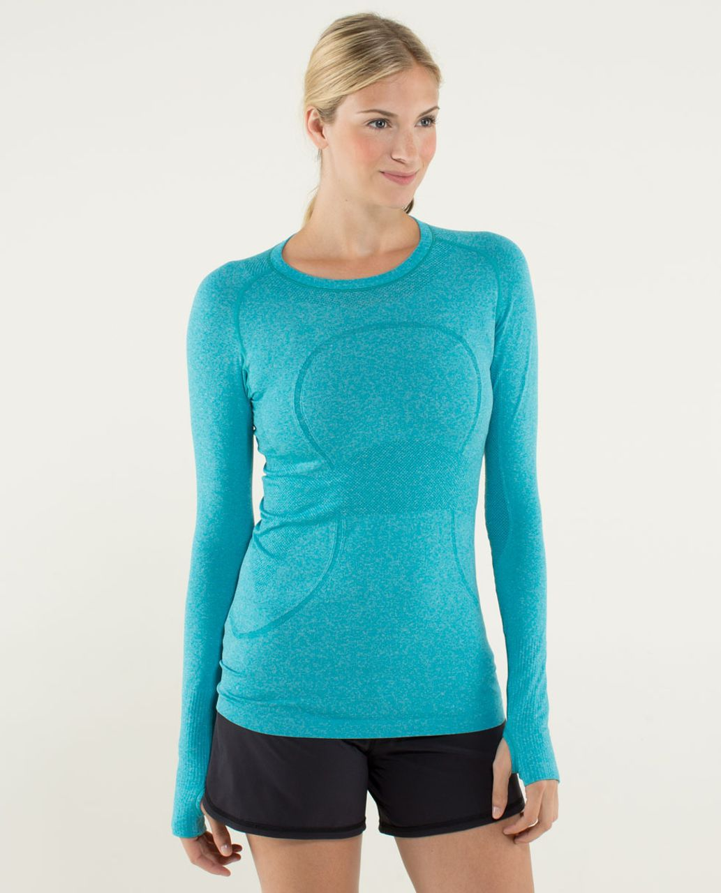 Lululemon Run:  Swiftly Tech Long Sleeve - Surge