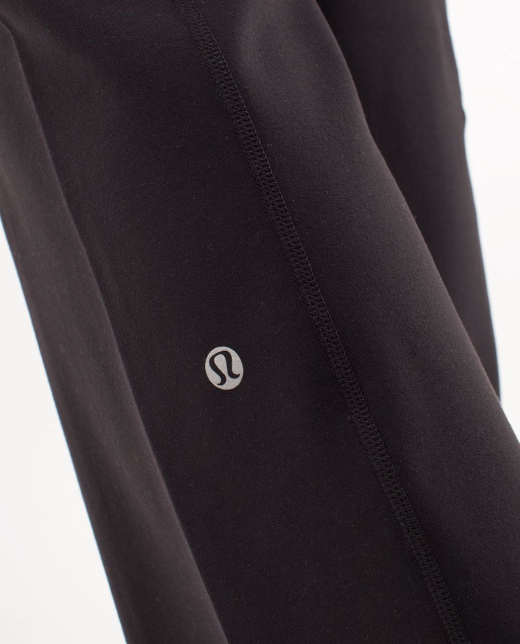 Lululemon Groove Pant (Regular) - Black /  Heathered Fossil /  Quilting Spring 16