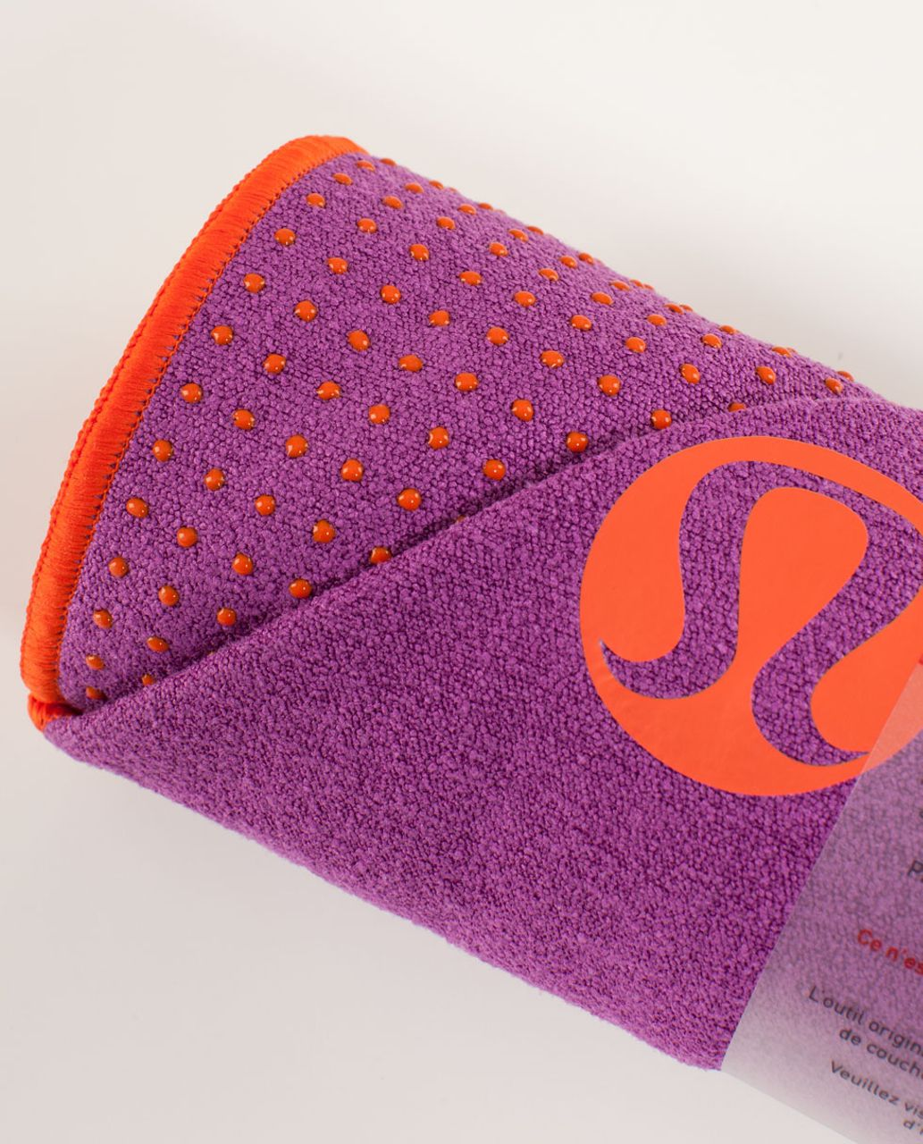 Lululemon Skidless Towel - Ultra Violet