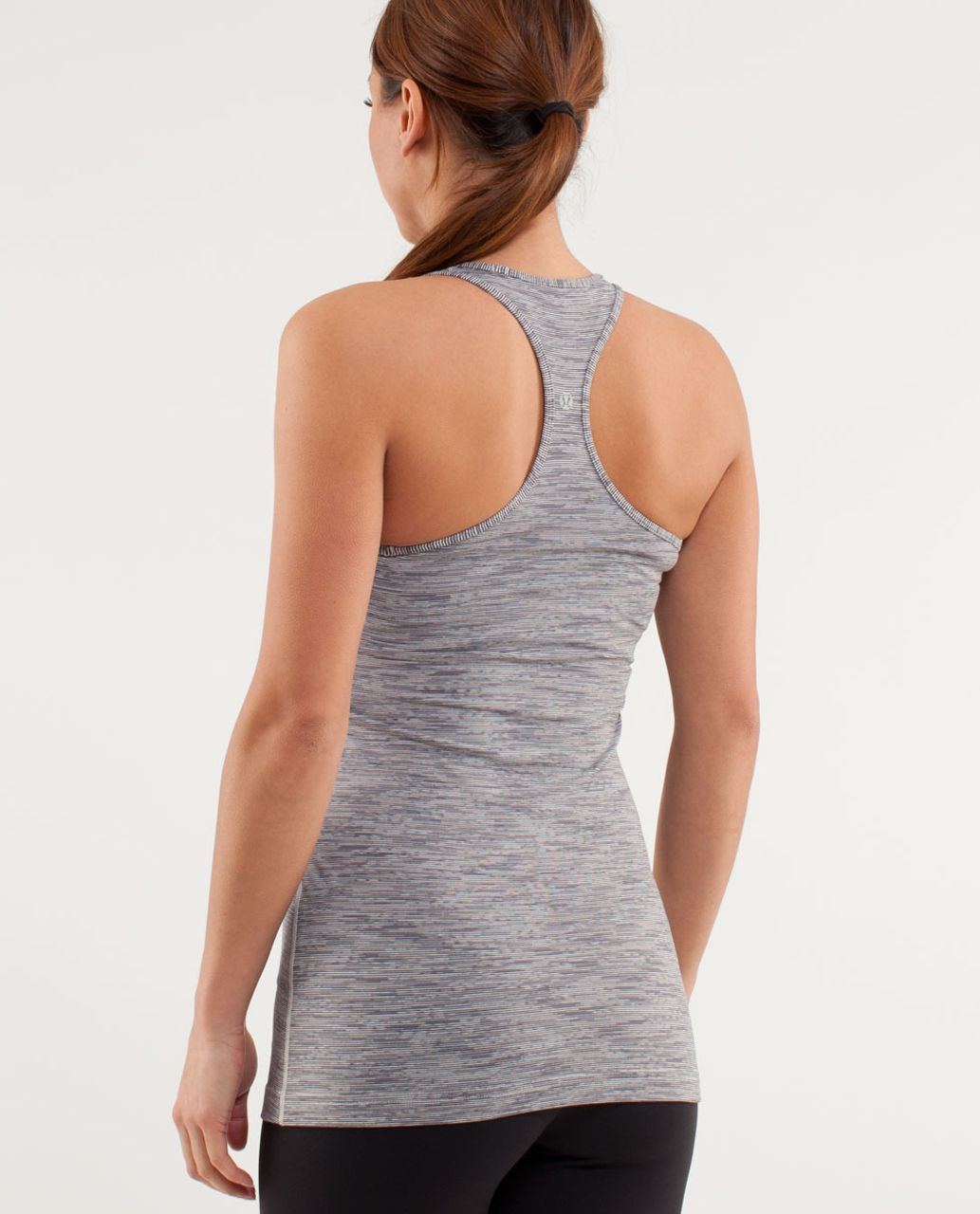 Lululemon Cool Racerback - Wee Are From Space Coal Fossil