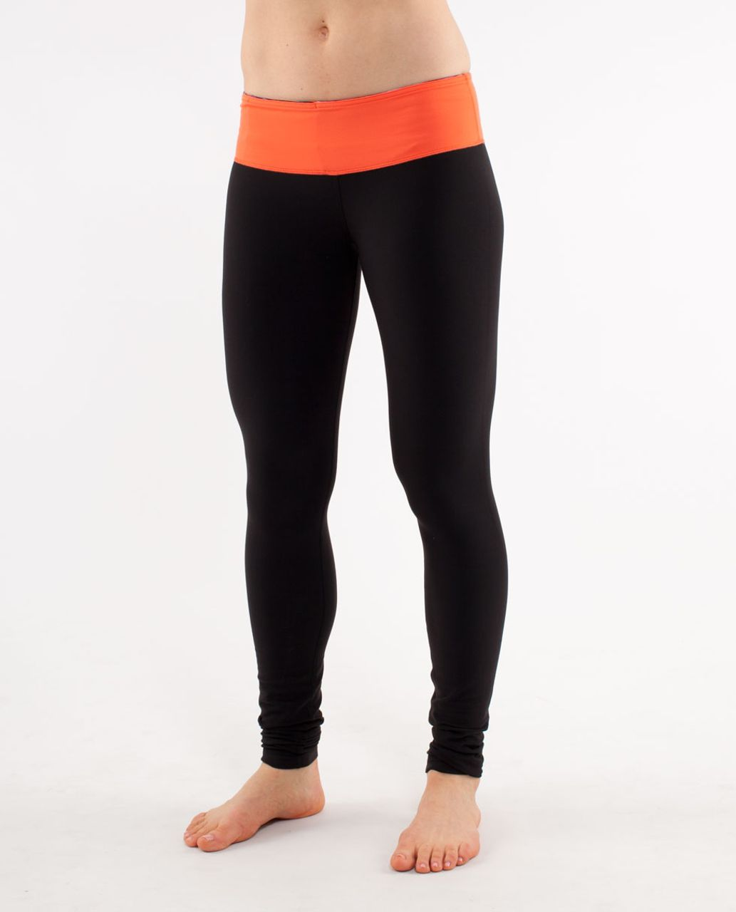 Lululemon Wunder Under Pant - Black /  Wee Are From Space Black March Multi /  Dazzling