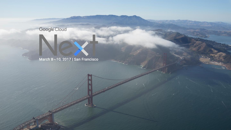 google tel aviv 16. Google Next San Francisco 2017 Tel Aviv 16