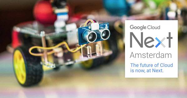 Google Next Amsterdam 2017