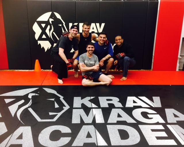 Krav Maga Teambuilding