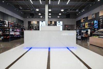 Finish Line Lab Store