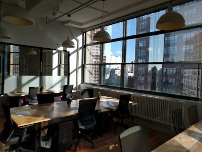 New York WeWork Offices
