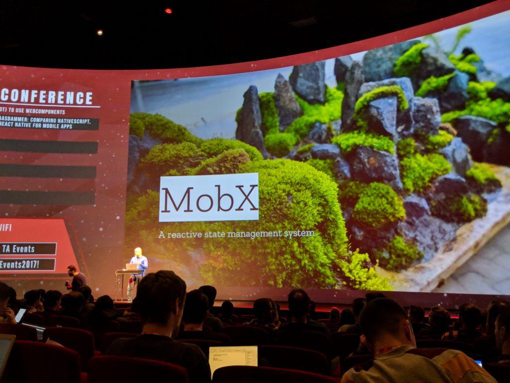 MobX talk