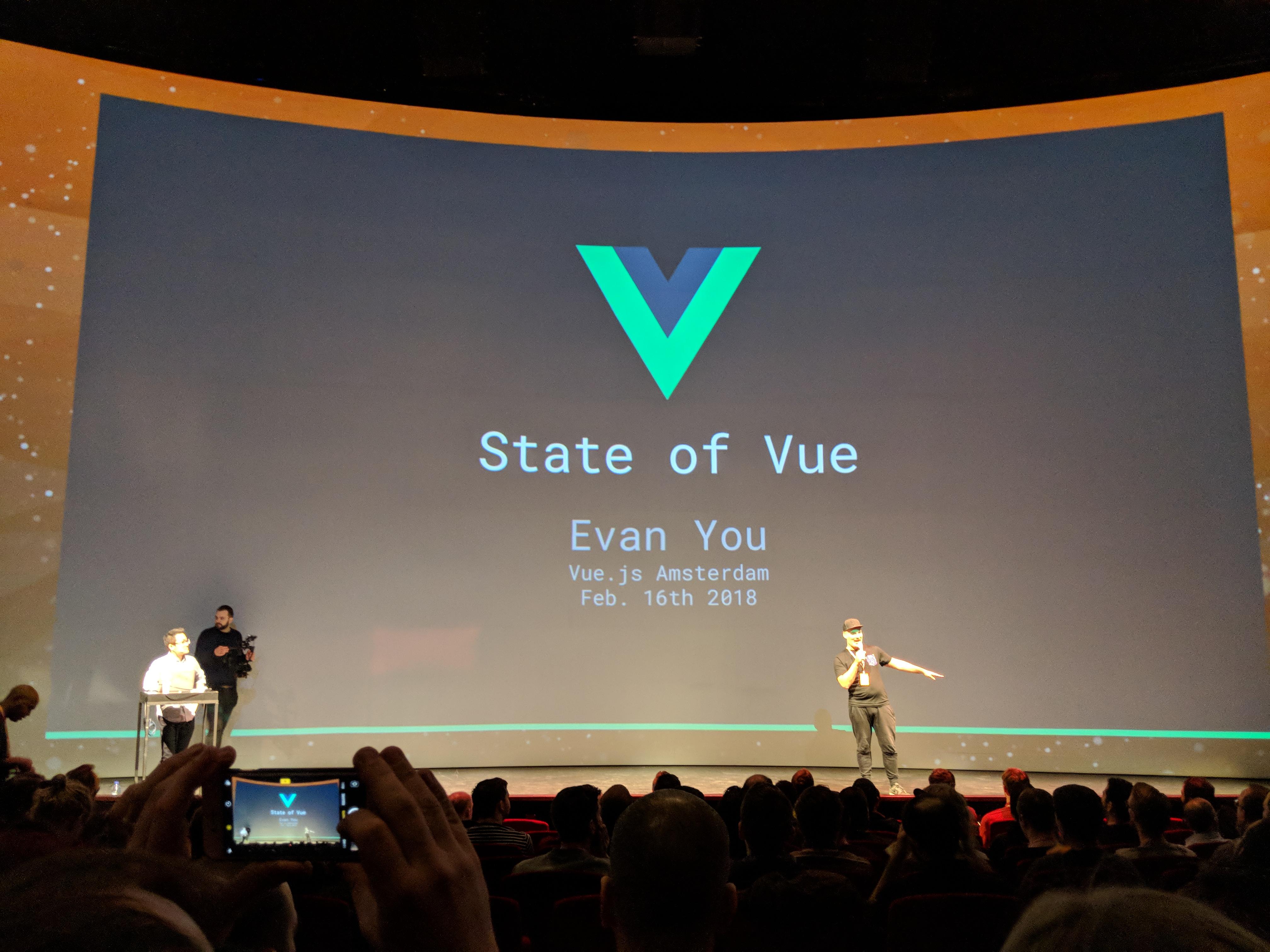 Vuejs conference