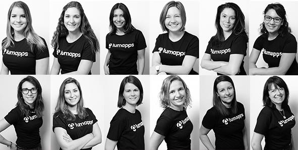 Women of LumApps