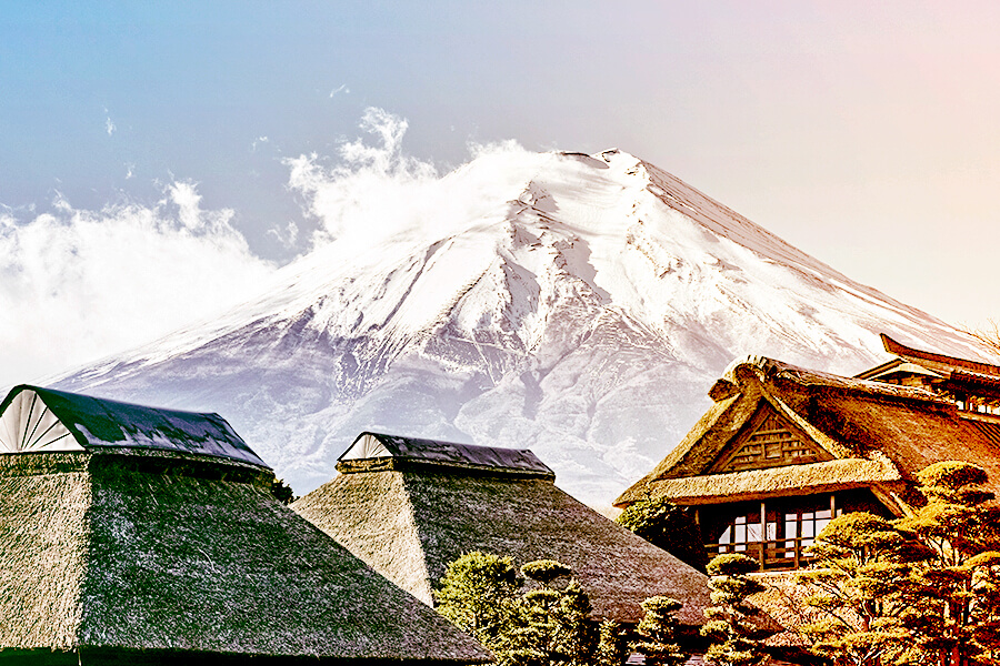 Picture of Mount Fuji, Tokyo, Japan