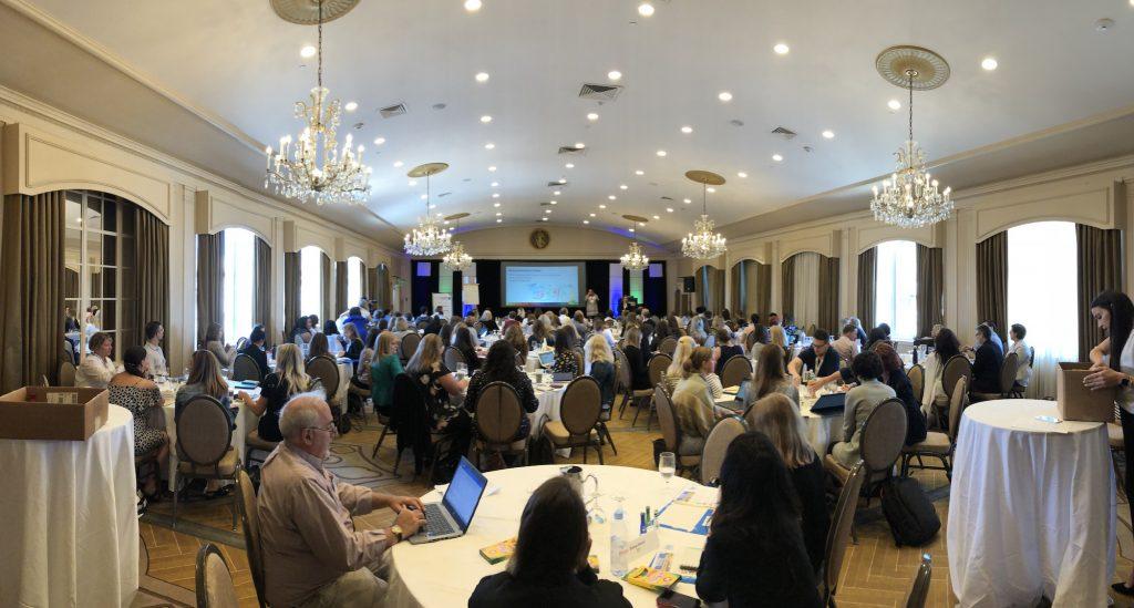 Strategic Internal Communications Boston conference room