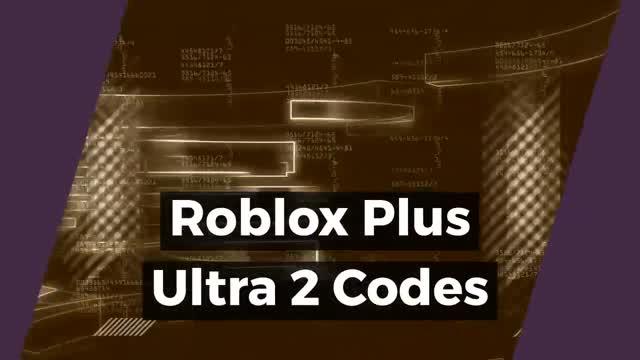 Roblox Plus Ultra 2