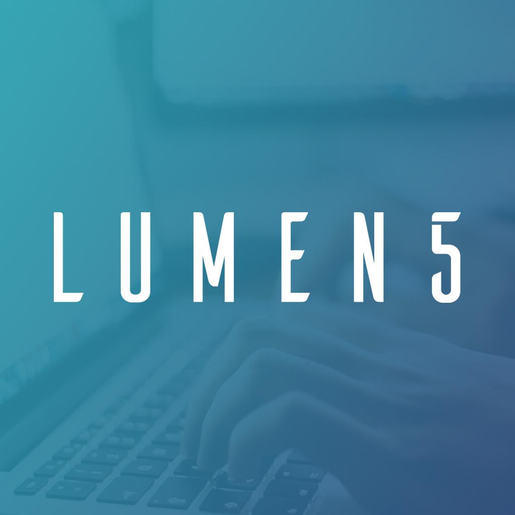 Lumen5 - The Fastest Video Maker for Social Video Marketing