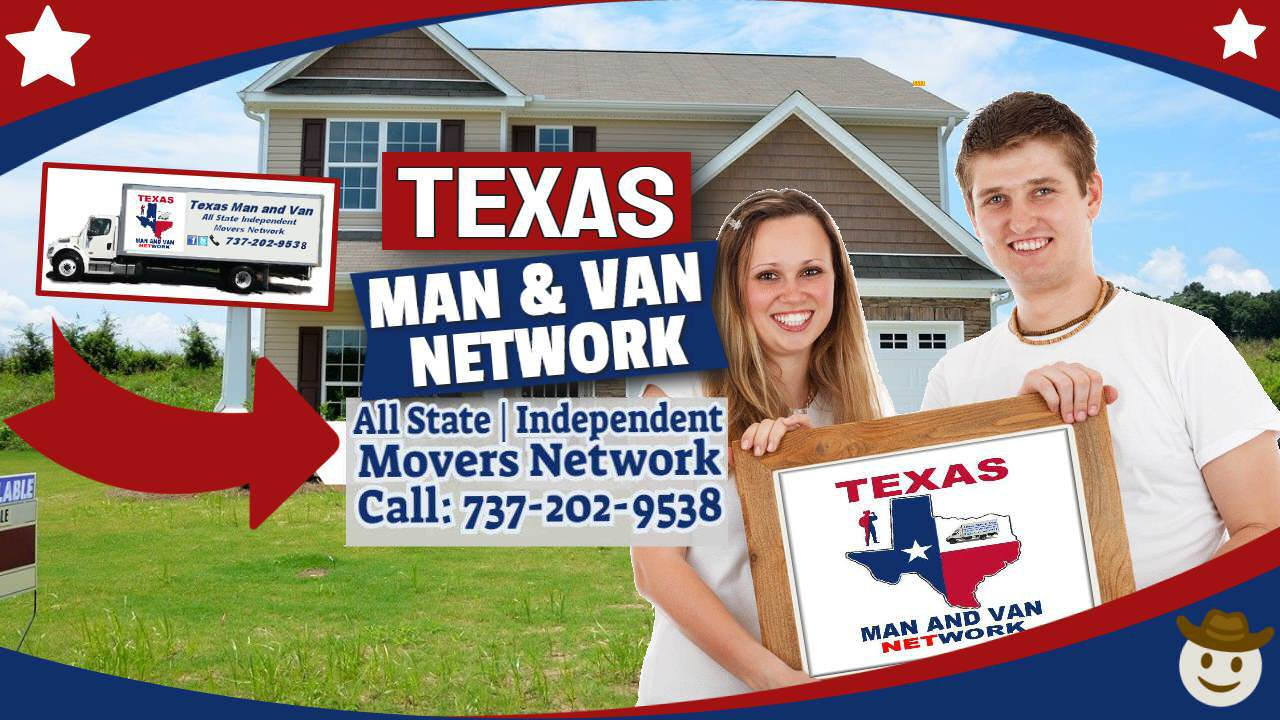 The texas Man and van network in Austin TX