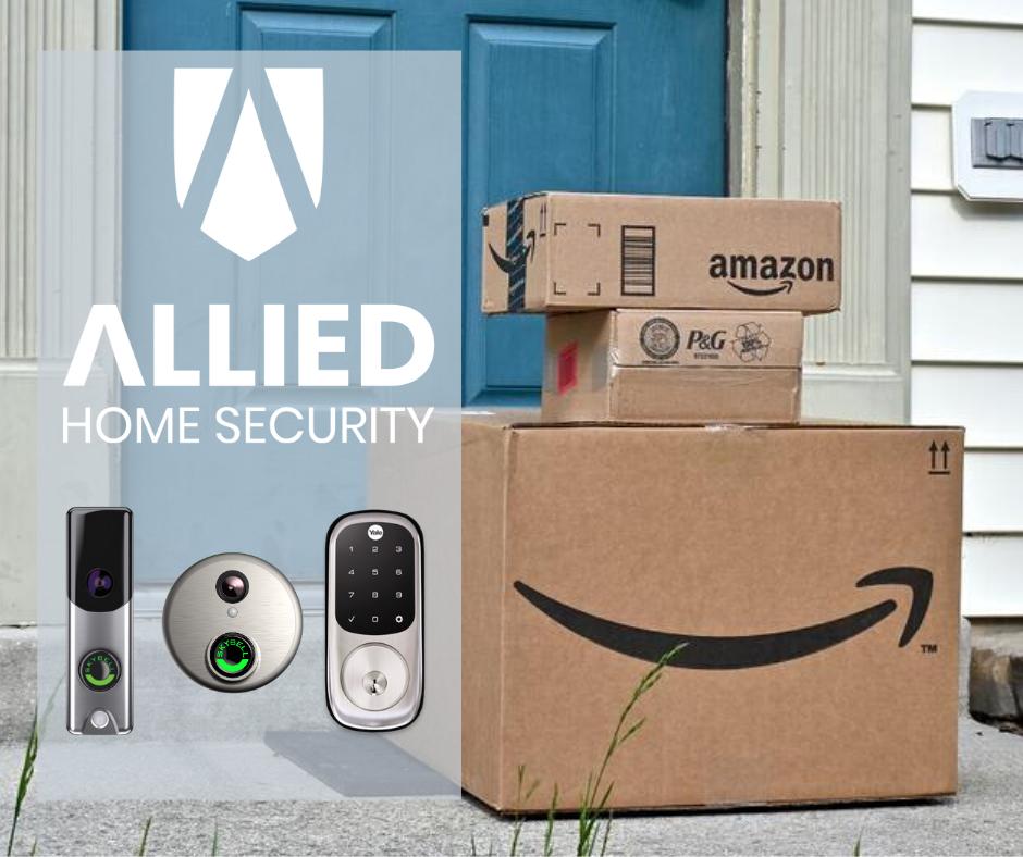 Allied Home Security Doorbell Camera