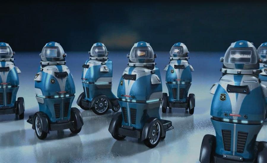 Houston Robot Police