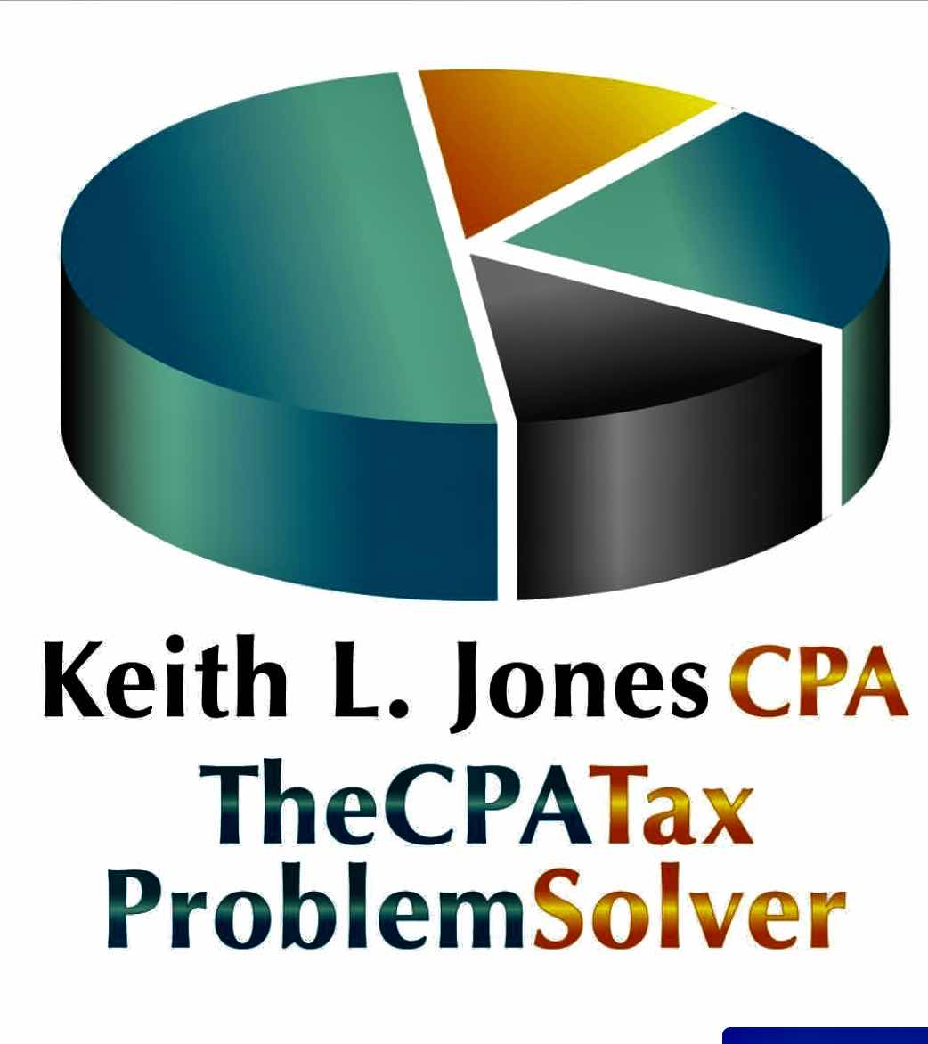 Keith Jones, CPA TheCPATaxProblemSolver