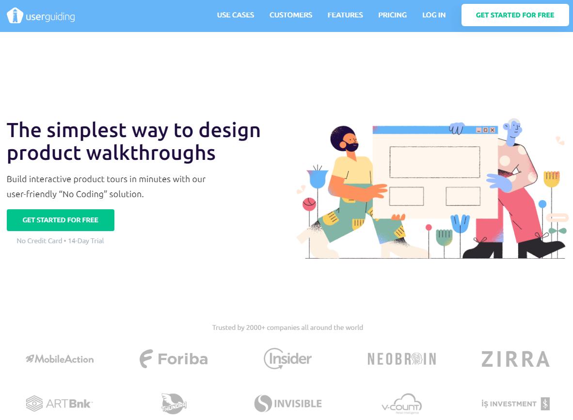 userGuiding deal 2020 blackfriday