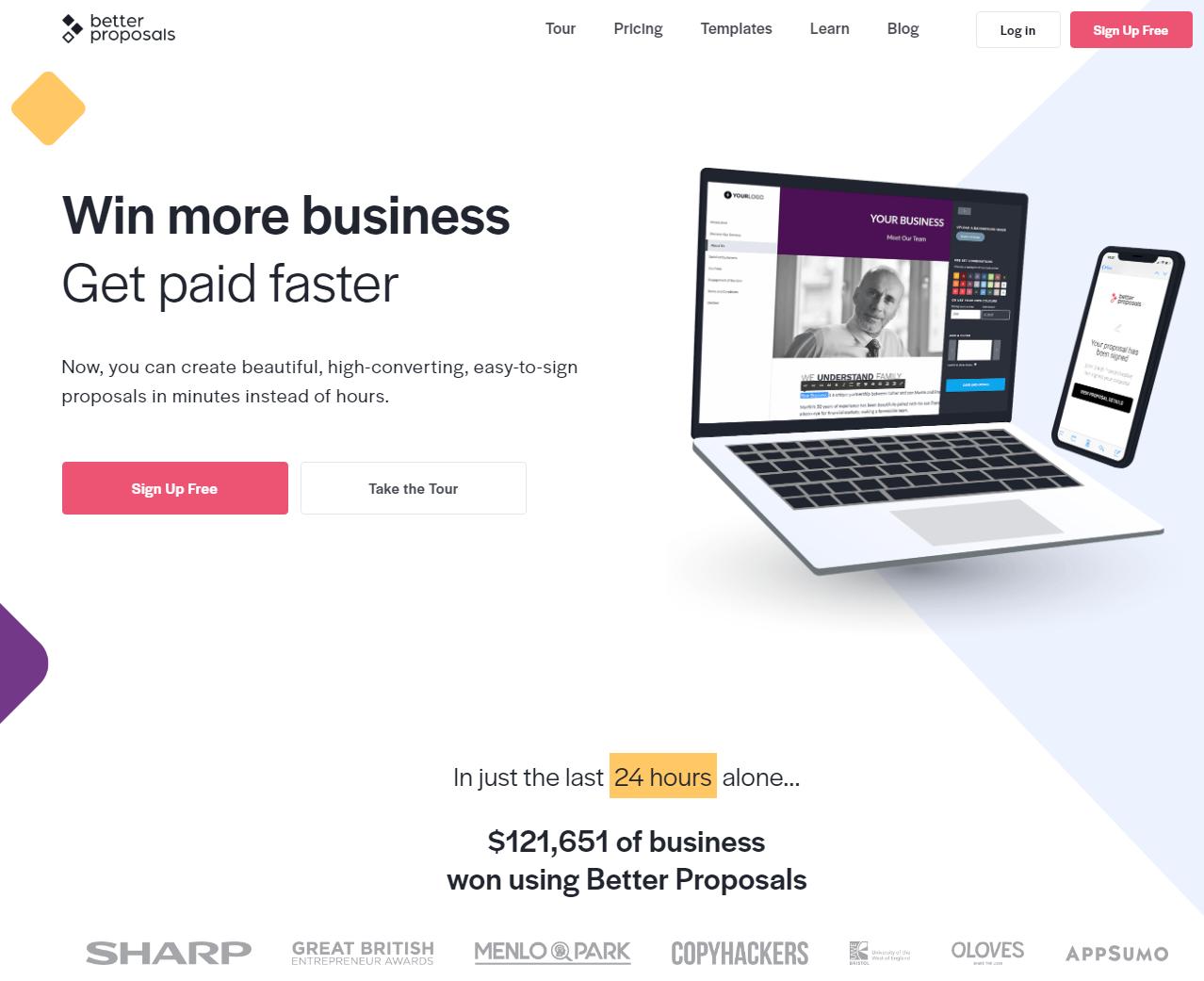 Betterproposals blackfriday 2020