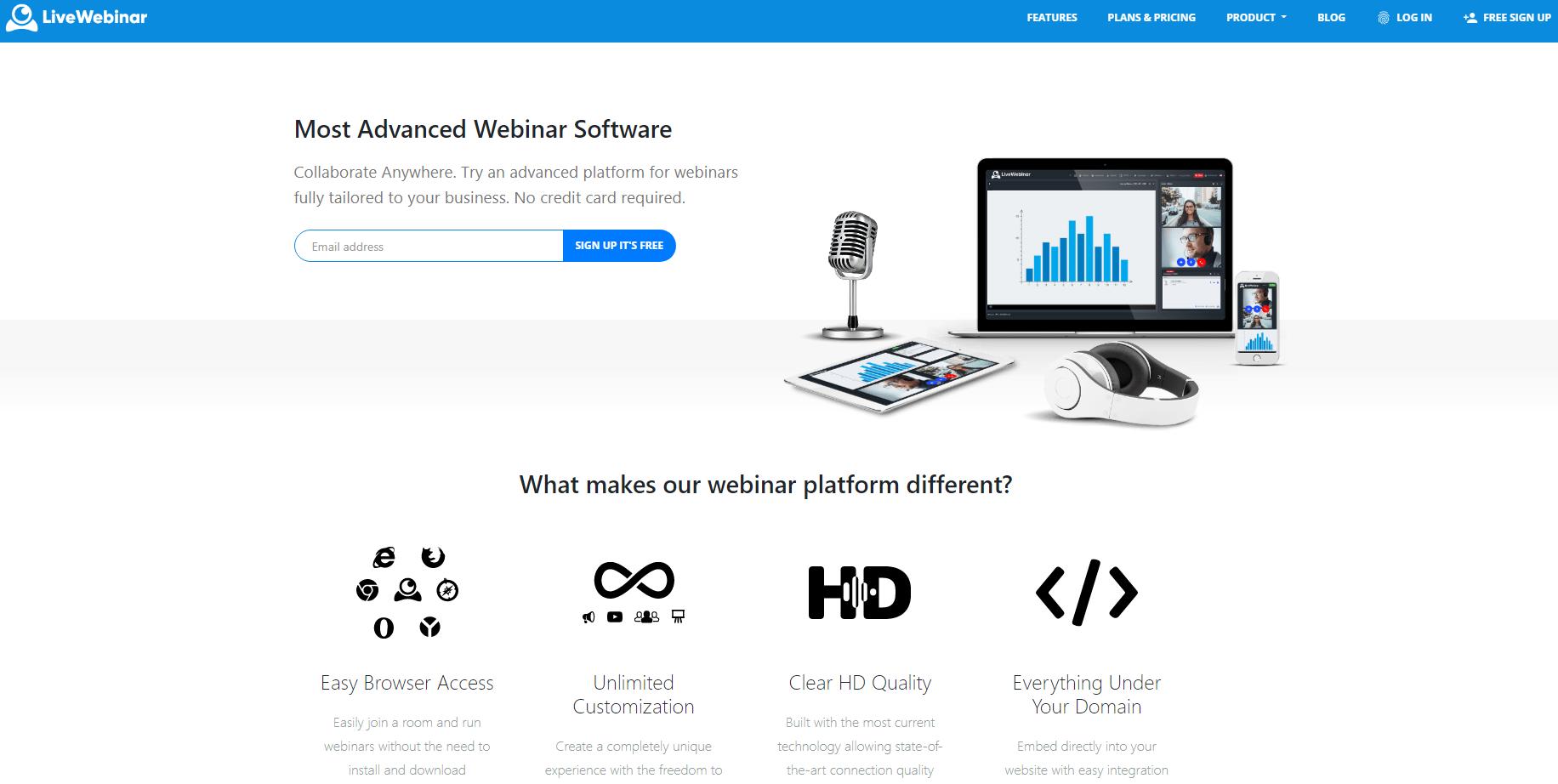 Livewebinar black friday deal 2020