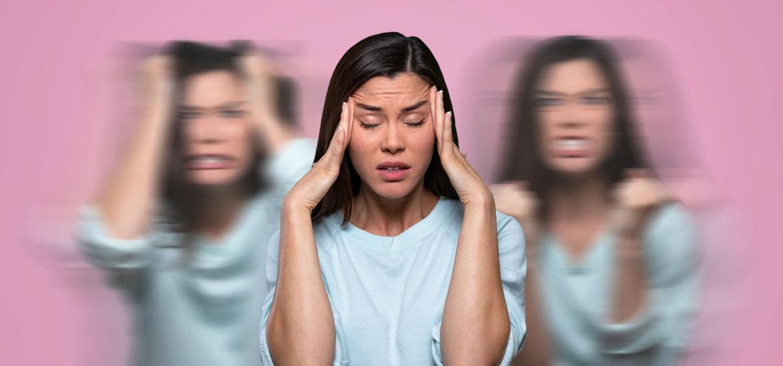Premenstrual Dysphoria Disorder is like PMS on Steroids