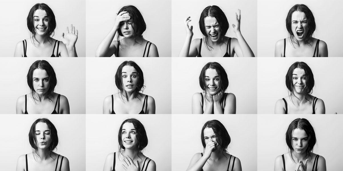 Emotion - Facial expression