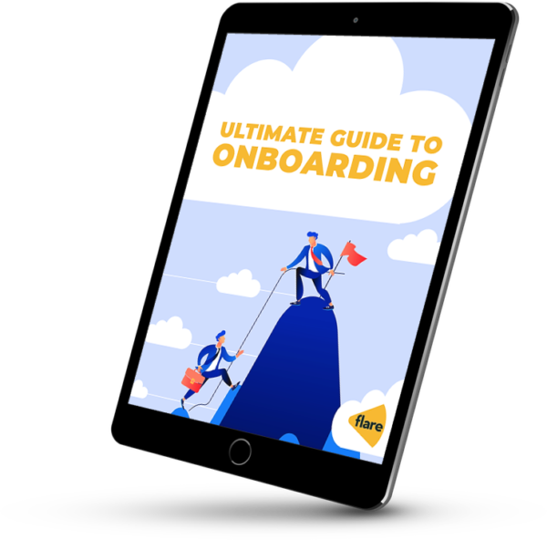 Onboarding Guide On iPad