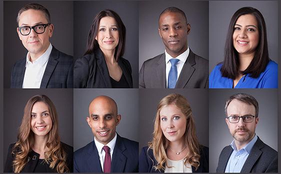 corporate team photos