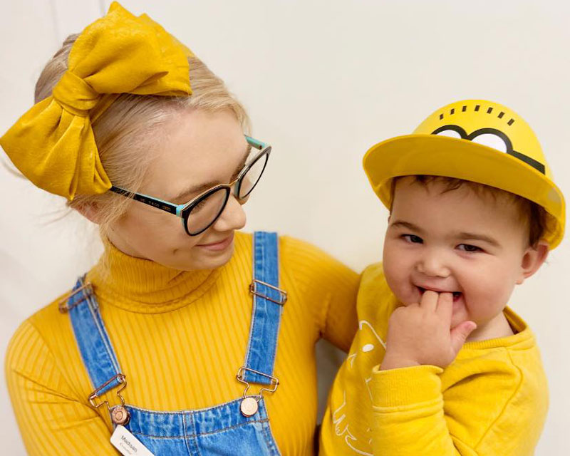 Community influences children by strengthening their sense of belonging