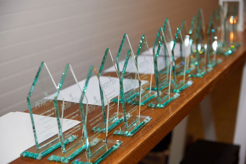 Annual end of year awards and social events celebrate success and progress in early childhood.