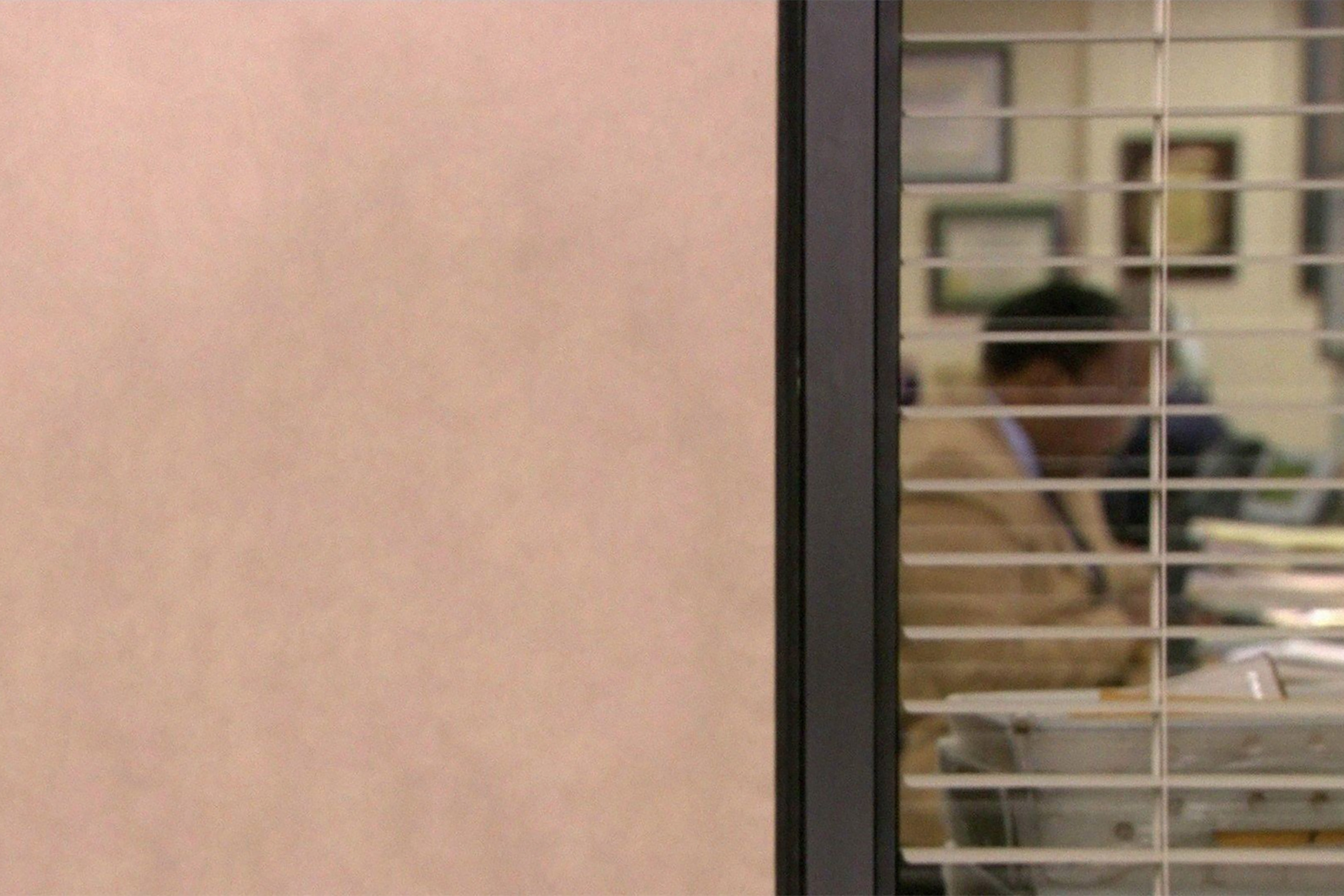 The Office confessional Zoom virtual Background