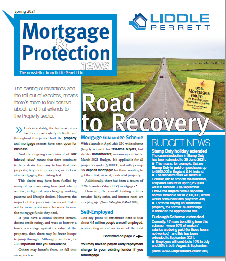 Mortgage and Protection Advice