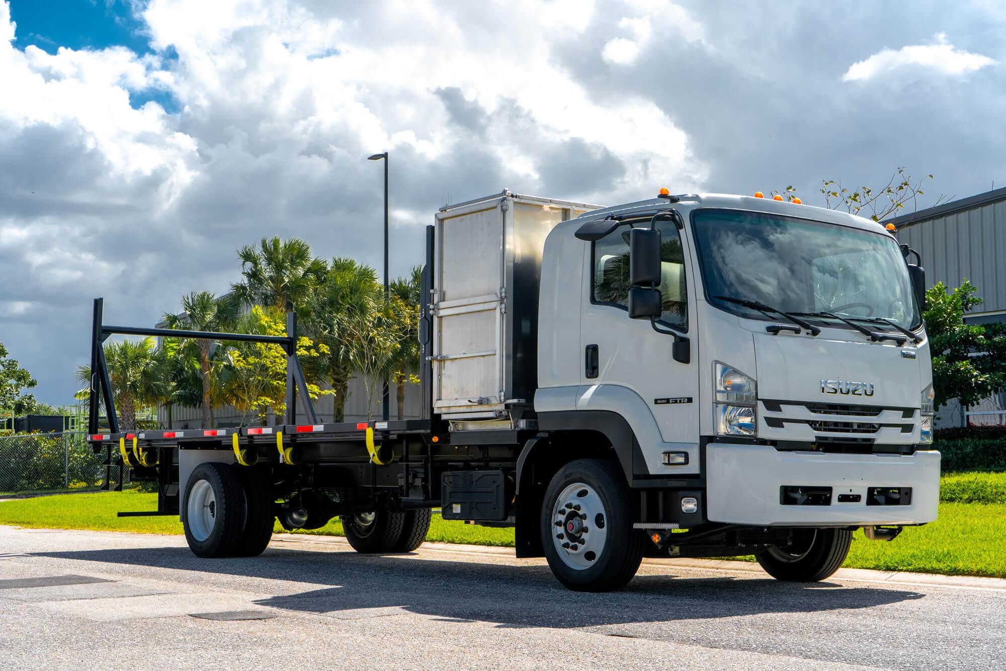 Commercial Truck Dealers Sale