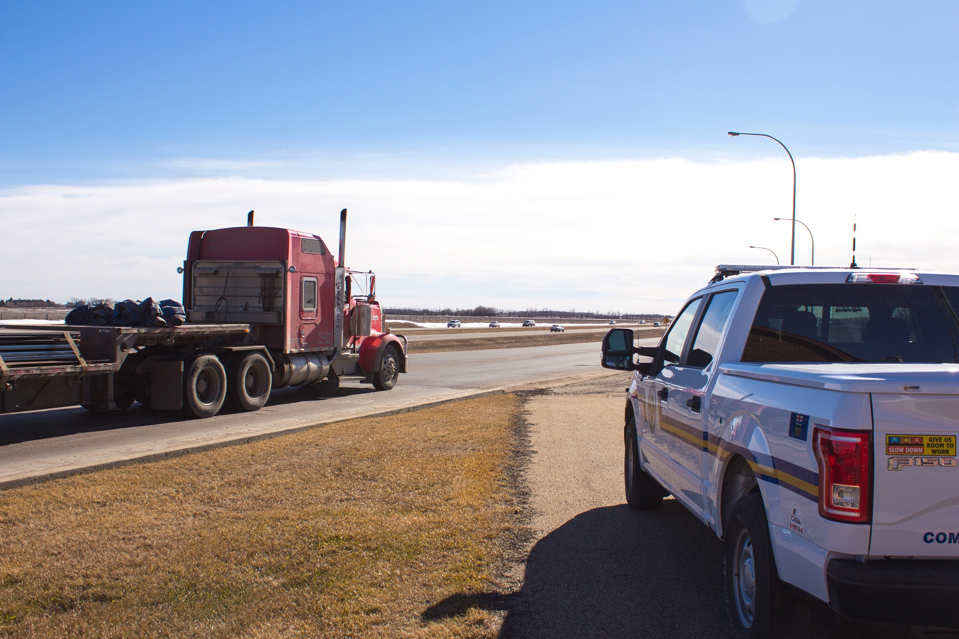 Impending Surprise Inspections to Stall Truckers 2