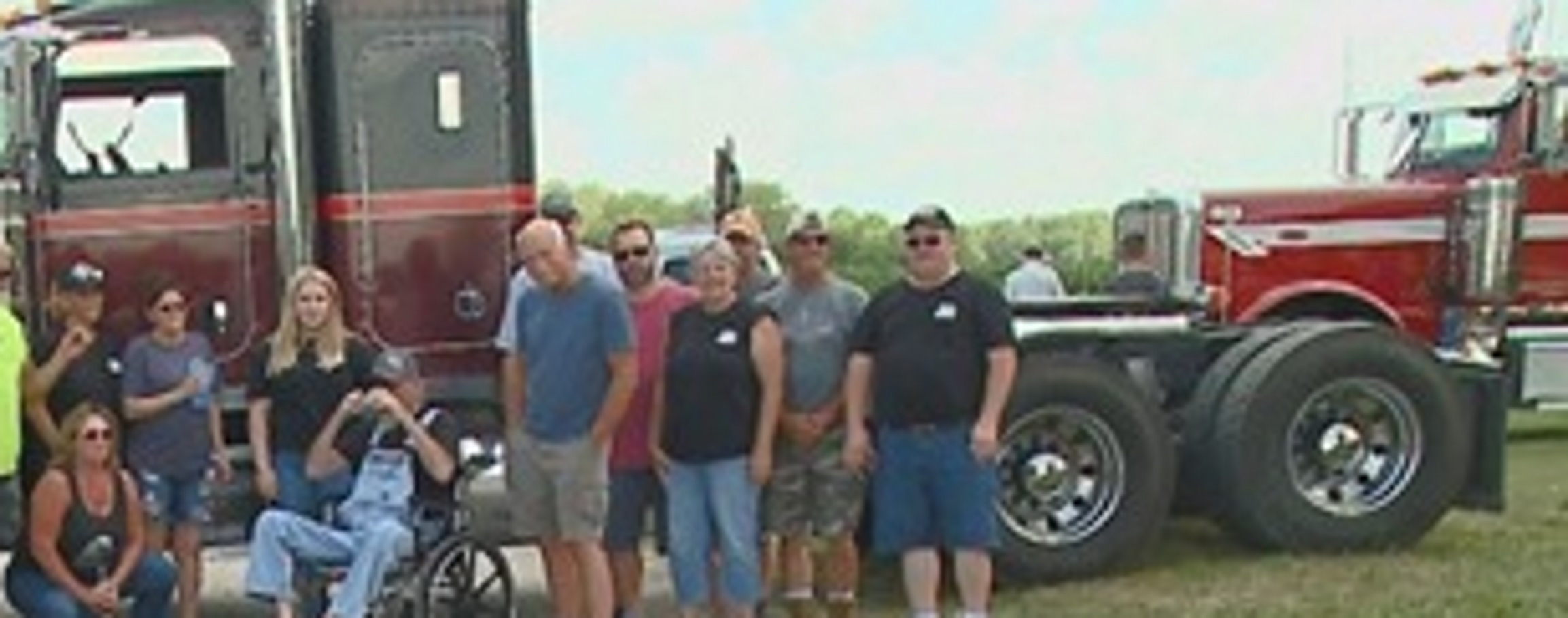 Unity in Motion:  Truckers Supporting Truckers 1