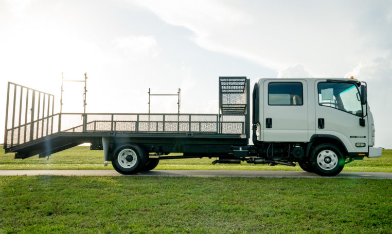 Dovetail Landscape Trucks: Dig in with Strong Roots 1