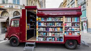 Book a Box Truck and Open a Mobile Library 1