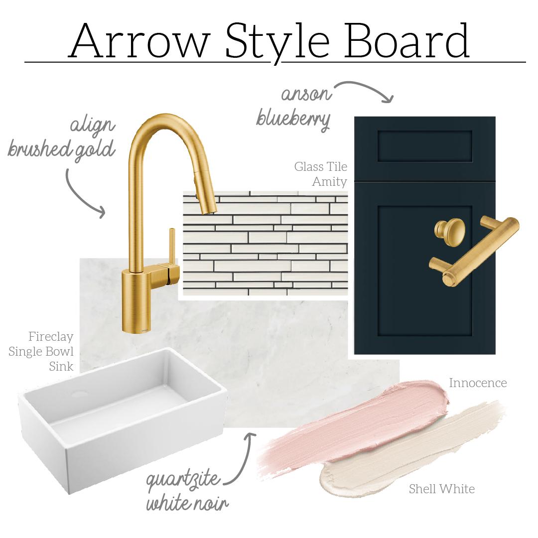 Arrow's Virtual Showroom - Kitchens