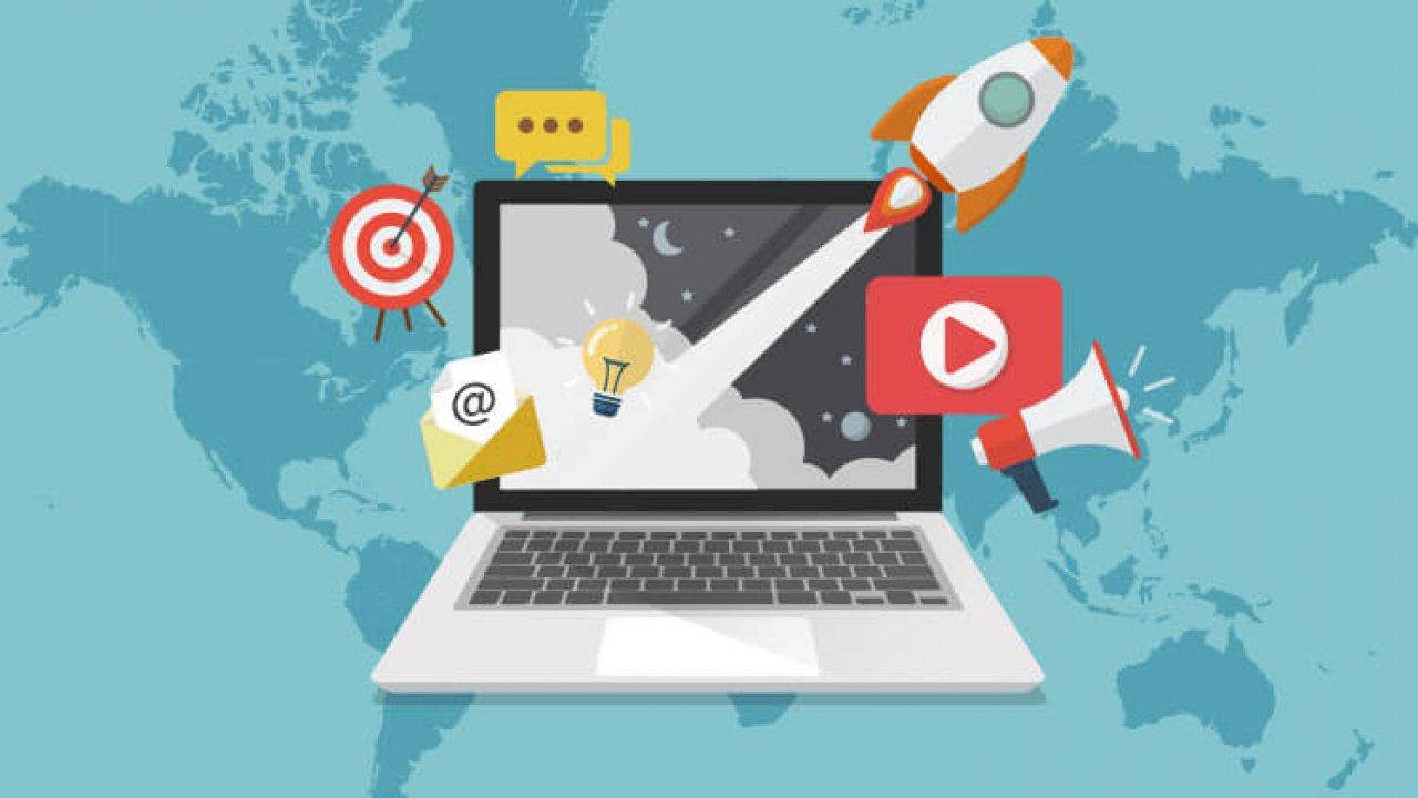 Xu hướng digital marketing năm 2021 (cre: DawnMagazines)
