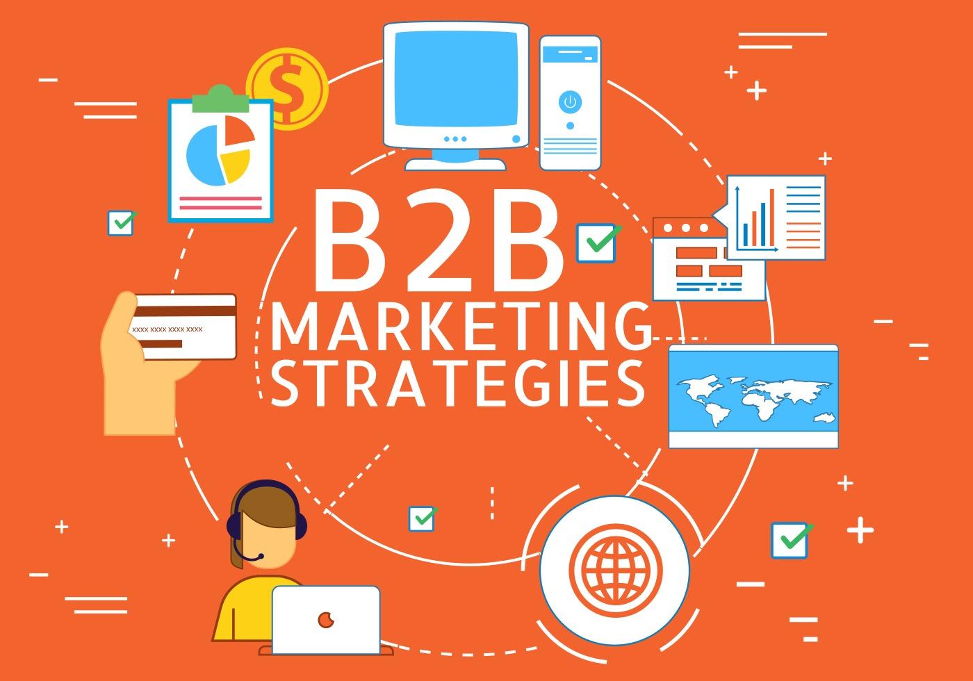Chiến lược marketing B2B năm 2021 (cre: Grow)