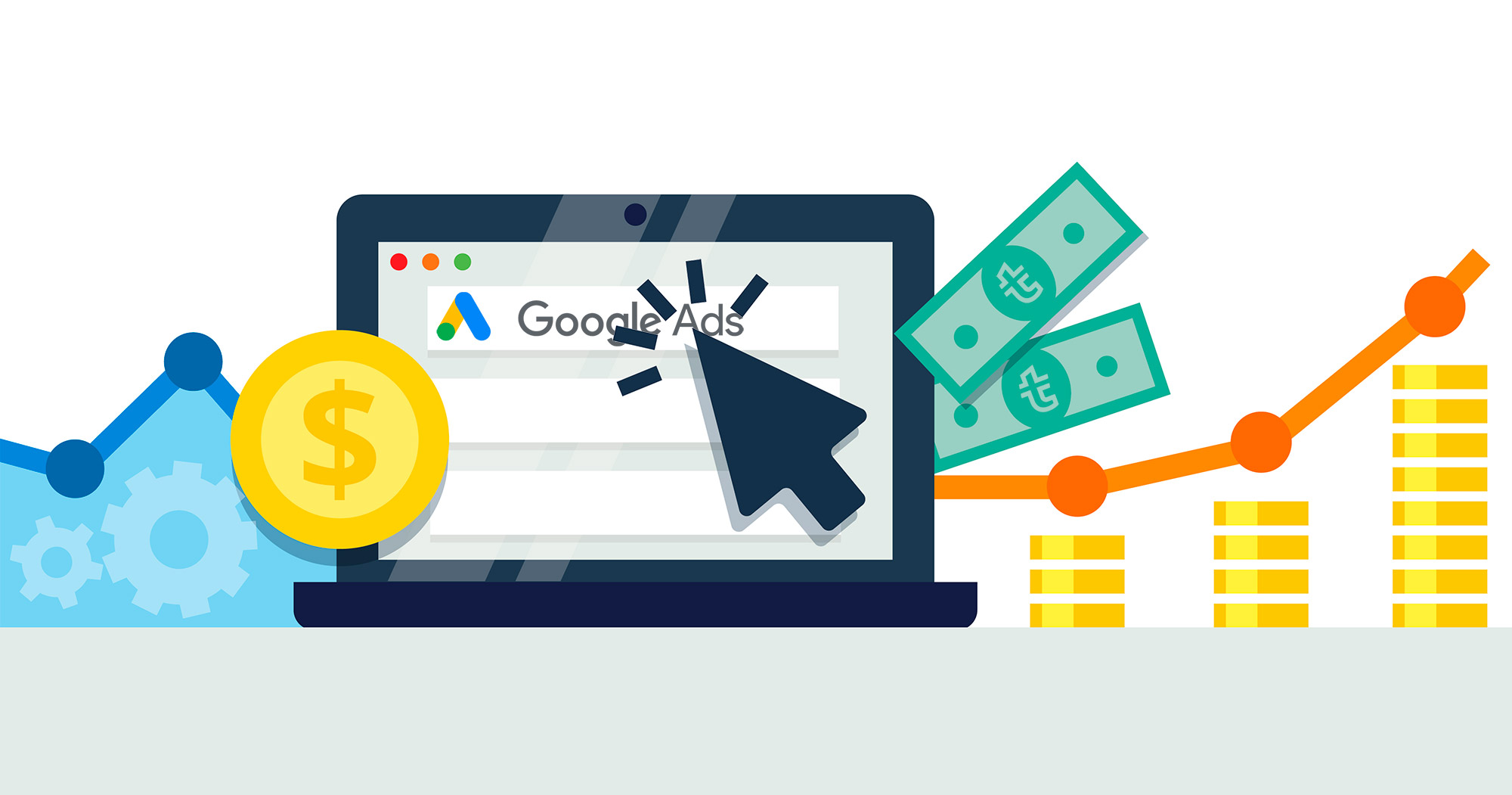 Cách tính điểm quality score trên Google Ads (cre: blog.travelpayouts.com)