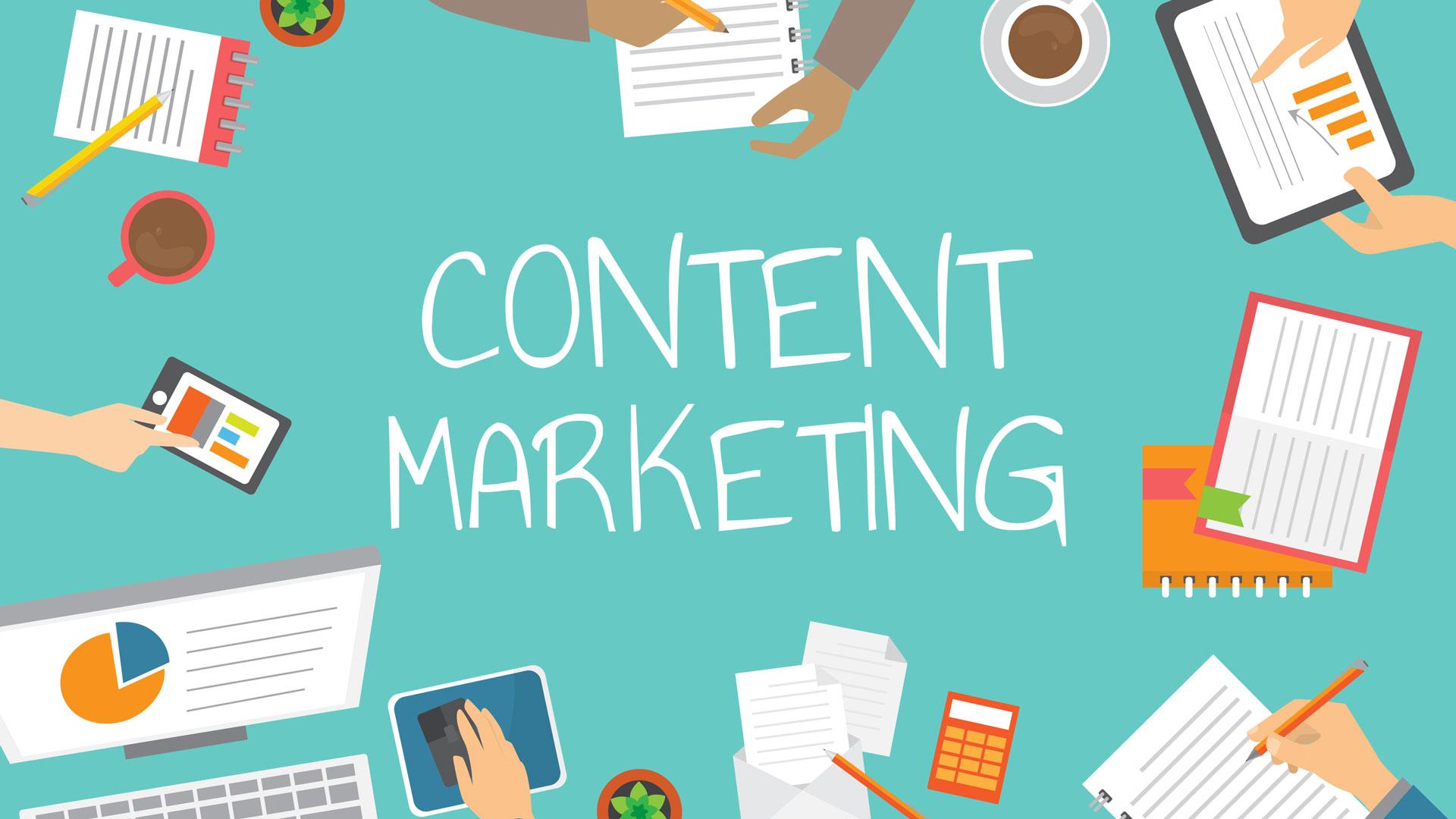 Tuyệt chiêu khi thực hiện content marketing (cre: 1Office)