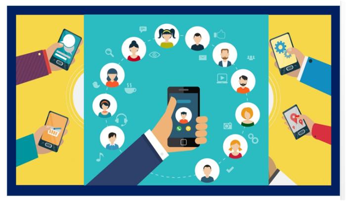 Nắm bắt xu hướng e-CRM trong quản lý khách hàng (Ảnh: partoo.co)