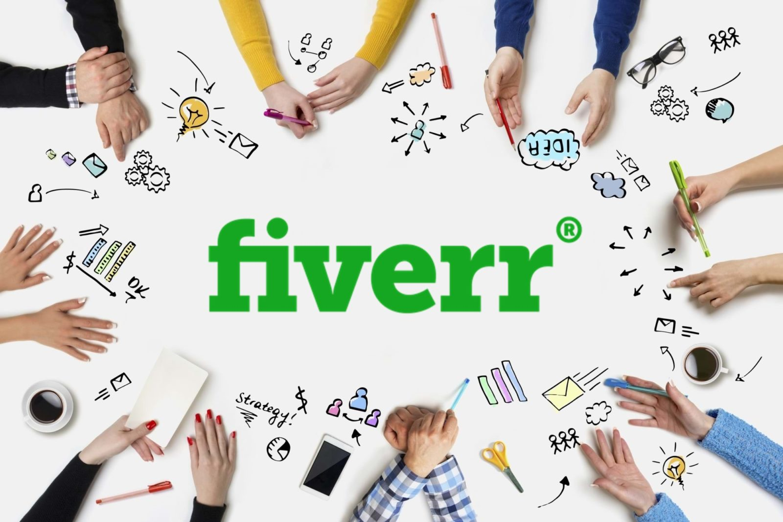 Fiverr marketplace (cre: myHQ Digest)