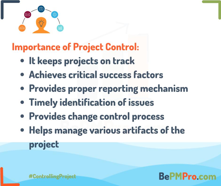 Controlling a Project | 6 Steps of Proper Project Control – 789y6Y9dlFHyTSH6gwGG