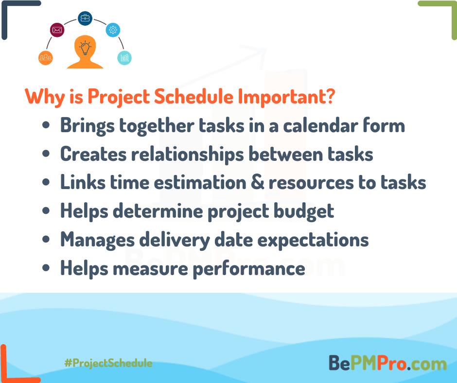 Managing a Project Schedule | Easy Way in 4 Minutes – 79sOQmklhFak3pjJWcKa
