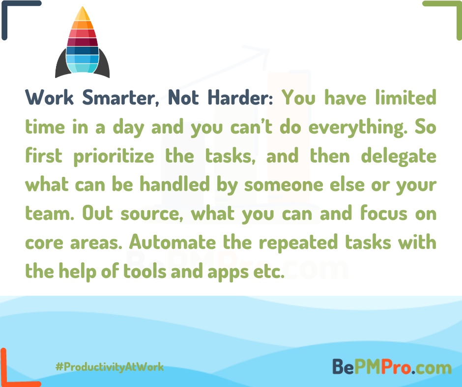 How to Achieve Productivity at Work? 7 Amazing Tips – FE08p6vka3jp1ayPA1sc
