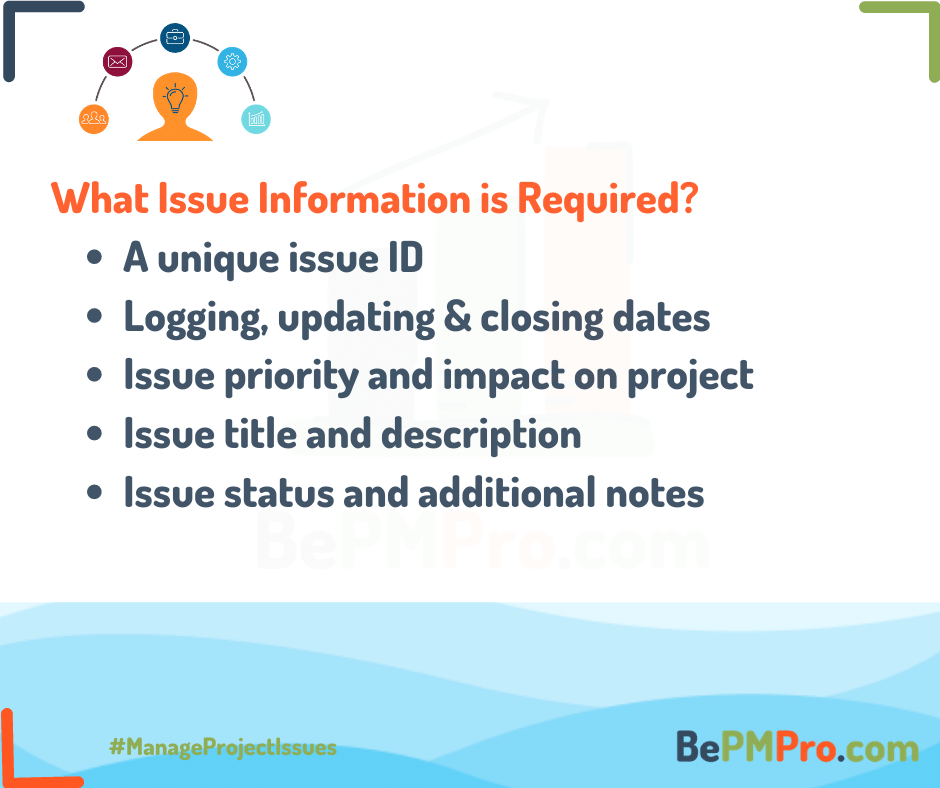 Project Issues Management | 6 Easy Steps to Manage Issues – kl4kvy2VjuiGD2P3MmDD
